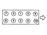 Прокладка, головка цилиндра  Прокладка ГБЦ NISSAN ALMERA/PRIMERA 2.0 SR20DE 90-00  Ширина (мм): 220 Диаметр [мм]: 87 Длина [мм]: 470 Толщина [мм]: 1,2 Вес [г]: 163