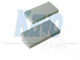 Фильтр, воздух во внутренном пространстве  Фильтр салона HONDA CIVIC 02/01- (упак.2шт.)  Высота [мм]: 29 Длина [мм]: 223 Ширина (мм): 113