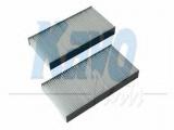 Фильтр, воздух во внутренном пространстве  Фильтр салона HONDA CIVIC 01- (LA122)  Высота [мм]: 30 Длина [мм]: 223 Ширина (мм): 113