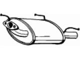 Глушитель выхлопных газов конечный  Глушитель NISSAN ALMERA 1,4-1.6/2.0D 95