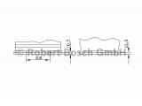Стартерная аккумуляторная батарея; Стартерная аккумуляторная батарея  АКБ S5 63Ah 610A 242x175x190 (+-)  Исполнение днищевой планки: B13 Напряжение [В]: 12 Ток холодной прокрутки EN (в А): 610 Емкость батареи [Ач]: 63 Расположение полюсных выводов: 1 Длина [мм]: 242 Ширина (мм): 175 Высота [мм]: 190 Вид зажима цепи: 1 Исполнение днищевой планки: B13 Напряжение [В]: 12 Ток холодной прокрутки EN (в А): 610 Емкость батареи [Ач]: 63 Расположение полюсных выводов: 1 Длина [мм]: 242 Ширина (мм): 175 Высота [мм]: 190 Вид зажима цепи: 1