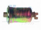 Топливный фильтр  Фильтр топливный MITSUBISHI PAJERO 3,0-3,5 V6 94- (KL128)  Высота [мм]: 118 Внутренний диаметр: 56 Размер резьбы 1: M14 P1,5 Размер резьбы 2: M12 P1,25