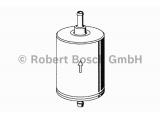 Топливный фильтр  Фильтр топливный AUDI/VW/BMW/PEUGEOT  Диаметр [мм]: 75 Высота [мм]: 164 Подготовка топлива: впрыск бензина Впускн. Ø [мм]: 8 Выпускн.-Ø [мм]: 8