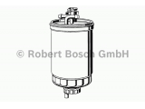 Топливный фильтр  Фильтр топливный VAG 1.9D-2.8D 95-04  Диаметр [мм]: 89 Высота [мм]: 200 Исполнение фильтра: Прямоточный фильтр Впускн. Ø [мм]: 8 Выпускн.-Ø [мм]: 8