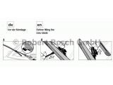Щетка стеклоочистителя  Щётки с/о 550/475мм AEROTWIN RETRO  Количественная единица: комплект Оформление: со спойлером Длина 1 [мм]: 550 Длина 2 [мм]: 475 Автомобиль с лево- / правосторонним расположением руля: для левостороннего расположения руля