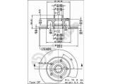 Тормозной диск  (561 982 J) Диск торм зад A4  Тип тормозного диска: полный Диаметр [мм]: 245 Толщина тормозного диска (мм): 10 Минимальная толщина [мм]: 8 Высота [мм]: 83,6 Диаметр центрирования [мм]: 45,2 Количество отверстий: 5 Момент затяжки [Нм]: 12 Дополнительный артикул / Доп. информация 2: без кольца сенсора ABS