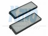 Фильтр, воздух во внутренном пространстве  Фильтр салона CHEVROLET REZZO 00- (упак.2шт.)  Высота [мм]: 20 Длина [мм]: 271 Ширина (мм): 100