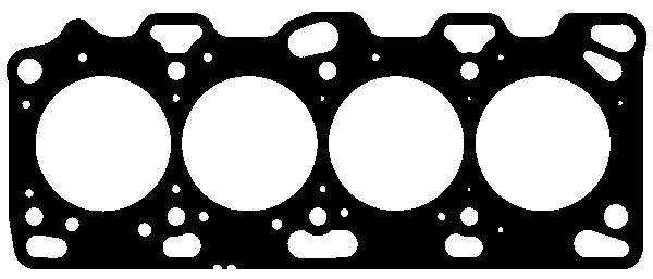 запчасти, Прокладка ГБЦ MITSUBISHI GALANT VI/LANCER 2.0L 4G63 99- MITS MD332034