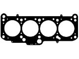 Прокладка, головка цилиндра  Прокладка ГБЦ AUDI/VW/SKODA/SEAT 1.9TD 2метки 91-04  Монтажная толщина [мм]: 1,53 Количество отверстий: 2 Выставление зазора поршней от  [мм]: 1,01 Выставление зазора поршней до [мм]: 1,1 Диаметр [мм]: 81 только в соединении с: ZKS: 819.824 Конструкция прокладка: Прокладка металлическая уплотняющая