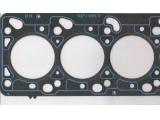 Прокладка, головка цилиндра  Прокладка ГБЦ FORD ESCORT/MONDEO1.8 16V  Диаметр [мм]: 82 Число зубцов: 2 только в соединении с: ZKS: 802.870 Конструкция прокладка: Прокладка металлическая гнущаяся