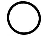 Прокладка, термостат  Прокладка термостата AUDI/VW/SKODA/SEAT  Форма: Уплотнительное кольцо круглого сечения Материал: EPDM (Этилен-пропиленовый каучук) Внутренний диаметр: 50 Диаметр прокладки [мм]: 4