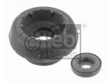 Ремкомплект, опора стойки амортизатора  Опора амортизатора VW GOLF III/PASSAT 94-97/SHARAN пер.(с подшипн  Толщина [мм]: 50 Внутренний диаметр: 14,2 Внешний диаметр [мм]: 97 Материал: резина/металл Сторона установки: передний мост Вес [кг]: 0,4