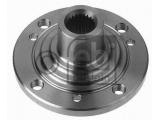 Ступица колеса  Ступица колеса VW CADDY/G2/G3/PASSAT 83>04  Внешний диаметр [мм]: 40 Ø фаски 2 [мм]: 100 Количество отверстий: 4 Сторона установки: передний мост Вес [кг]: 1,435 необходимое количество: 2