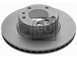 Тормозной диск  (561 478J) Диск торм. пер. вент. E34/E32  Ширина (мм): 77 Внешний диаметр [мм]: 302 Ø фаски 2 [мм]: 120 Материал: Чугун Количество отверстий: 5 Тип тормозного диска: с внутренней вентиляцией Сторона установки: передний мост Толщина тормозного диска (мм): 22,4 Вес [кг]: 7,48 необходимое количество: 2