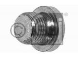 Резьбовая пробка, провод охлаждающей жидкости  Пробка патрубка вод.охл. GOLF I/PASSAT B2  Внешняя резьба [мм]: M 10 x 1 Качество / класс: 5.8 DIN / ISO: 908 Вес [кг]: 0,006 необходимое количество: 1
