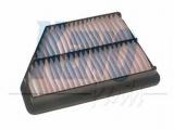 Воздушный фильтр  Фильтр воздушный HYUNDAI MATRIX 01-  Высота [мм]: 34 Длина [мм]: 240 Ширина (мм): 195