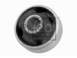 Подвеска, рычаг независимой подвески колеса  Сайлентблок переднего рычага VW GOLF II/III/VENTO/CADDY II/PASSAT  Ширина (мм): 41 Внутренний диаметр: 17 Внешний диаметр [мм]: 60 Материал: алюминий Материал: резина/металл Сторона установки: передняя ось нижняя Сторона установки: сзади Вес [кг]: 0,203 необходимое количество: 2