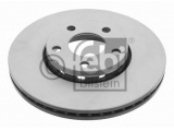 Тормозной диск  Диск тормозной AUDI 100 91>/A4 95>08/A6 95>05/VW PASSAT 97>00 пер  Внешний диаметр [мм]: 288 Ø фаски 2 [мм]: 112 Количество отверстий: 5 Тип тормозного диска: с внутренней вентиляцией Сторона установки: передний мост Толщина тормозного диска (мм): 25 Вес [кг]: 7,541 необходимое количество: 2
