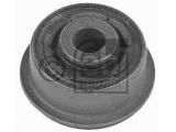 Подвеска, рычаг независимой подвески колеса  Сайлентблок заднего рычага AUDI 80 91-94 внутр.  Ширина (мм): 25 Внутренний диаметр: 12 Внешний диаметр [мм]: 44 Материал: резина/металл Сторона установки: задний мост Сторона установки: внутри Вес [кг]: 0,125 необходимое количество: 2