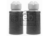 Пылезащитный комилект, амортизатор  Пыльник+отбойник AUDI 80 пер.подв.(к-т на 2 амортизатора)  Сторона установки: передний мост Вес [кг]: 0,5 необходимое количество: 1