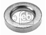 Уплотнительное кольцо, клапанная фо  Шайба форсунки AUDI/VW 1.9D-2.5D 90-06 теплоизоляционная 7.5x13x2  Толщина [мм]: 2,5 Внутренний диаметр: 7,5 Внешний диаметр [мм]: 13 Вес [кг]: 0,002