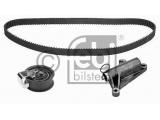 Комплект ремня ГРМ  Комплект ремня ГРМ AUDI A4/A6/VW PASSAT B5 1.8T  Ширина (мм): 25 Число зубцов: 153 Вес [кг]: 1,14 необходимое количество: 1