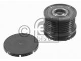 Ременный шкив, генератор  Муфта свободного хода MB SPRINTER OM611  Толщина [мм]: 39,15 Внутренний диаметр: 17 Внешний диаметр [мм]: 55 Вес [кг]: 0,398 необходимое количество: 1