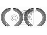 Комплект тормозных колодок, стояночная тормозная система  Колодки стояночного тормоза W638  Тормозная колодка: с накладками Сторона установки: Задняя ось двусторонне Вес [кг]: 0,977 необходимое количество: 1