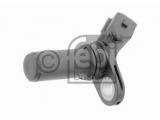 Датчик импульсов  Датчик к/вала FORD TRANSIT 2.0-2.3/GALAXY 2.3 94-06  Количество соединений: 2 Материал: полимерный материал Вес [кг]: 0,022 необходимое количество: 1