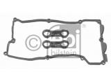 Комплект прокладок, крышка головки цилиндра  Прокладка клапанной крышки BMW N40B16/N45B16 компл.  Материал: АСМ (полиакриловый каучук) Материал: FPM/ACM (витон/полиакриловый каучук) Вес [кг]: 0,261 необходимое количество: 1