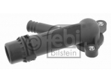 Фланец охлаждающей жидкости  Фланец системы охлаждения BMW M43 98-05 на ГБЦ задний  Материал: полимерный материал Вес [кг]: 0,070 необходимое количество: 1