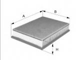 Воздушный фильтр  Фильтр воздушный VAG A3/G5/TOURAN/OCTAVIA  Форма: угловой Длина [мм]: 344,5 Ширина (мм): 135,5 Высота [мм]: 80 Дополнительный артикул / Доп. информация 2: для пыльных условий