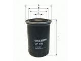 Масляный фильтр  Фильтр масляный OPEL ASTRA G/VECTRA B/INSIGNIA/ZAFIRA 2.0T/2.2  Высота [мм]: 92,5 Диаметр прокладки [мм]: 35 Внешний диаметр [мм]: 61,5 Исполнение фильтра: Накручиваемый фильтр