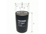 Масляный фильтр  Фильтр масляный OPEL ASTRA G/H/VECTRA C/ZAFIRA 1.4-2.0  Исполнение фильтра: Накручиваемый фильтр Внешний диаметр [мм]: 76,5 Высота [мм]: 85 Размер резьбы: M18X1,5 Исполнение фильтра: Долговременный фильтр