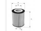 Топливный фильтр  Фильтр топливный  Высота [мм]: 137 Внешний диаметр [мм]: 79 Внутренний диаметр: 11,5