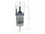 Топливный фильтр  Фильтр топливный VAG A3/GOLF/OCTAVIA/SUPERB/JETTA 1.2-3.6 03-