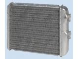 Теплообменник, отопление салона  Радиатор отопителя OPEL ASTRA 98-  Материал: алюминий Размеры радиатора: 210 x 184 x 25 mm вариант оснащения: Valeo Sys.
