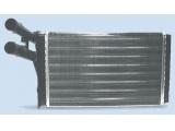 Теплообменник, отопление салона    Материал: алюминий Размеры радиатора: 232 x 154 x 42 mm Материал: полимерный материал