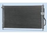 Конденсатор, кондиционер  Радиатор кондиционера HONDA CR-V I 2.0 95-03  Хладагент: R 134a Размеры радиатора: 595 x 320 x 20 mm