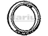 Уплотнительное кольцо, труба выхлопного газа  Прокладка приёмной трубы DAEWOO ESPERO 2.0 SOHC  Альтернативный ремкомплект: 410502