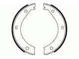 Комплект тормозных колодок, стояночная тормозная система    ограничение производителя: ATE проверочное значение: E1 90R 01195/086 Диаметр [мм]: 180 Ширина (мм): 25