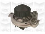 Водяной насос  Насос водяной AUDI 80/90/100 2.0/2.2/2.3 >91  Вид эксплуатации: механический