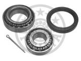 Комплект подшипника ступицы колеса  Подшипник ступ.HUYNDAI H-1 пер.  Ширина 1 [мм]: 17,5 Ширина 2 [мм]: 18 Ширина (мм): 18,3 Внутренний диаметр 1(мм): 21,4 Внутренний диаметр 2 (мм): 34,9 Наружный диаметр 1 [мм]: 50 Наружный диаметр 2 [мм]: 65,1 Сторона установки: слева Сторона установки: справа Сторона установки: передний мост Вес [кг]: 0.440
