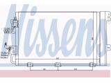 Конденсатор, кондиционер  Радиатор кондиционера OPEL ASTRA H/ZAFIRA B 1.4/1.6/1.8/2.0/2.2 0  для оригинального номера: 1850 096 Дополнительный артикул / Доп. информация 2: с осушителем