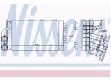 Теплообменник, отопление салона  Радиатор отопителя CITROEN C4 01-  Вид коробки передач: ступенчатая / факультативная автоматическая коробка передач