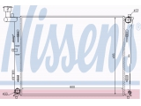 Радиатор, охлаждение двигател  Радиатор двигателя HYUNDAI i30 1.4-2.0 07-  Вид коробки передач: механическая коробка передач Оснащение / оборудование: для транспортных средств с/без кондиционером