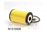 Масляный фильтр  Фильтр масл. HYUNDAI I30 /SOUL 07-  Высота [мм]: 104 Внутренний диаметр: 20 Внешний диаметр [мм]: 65 Исполнение фильтра: Фильтр-патрон