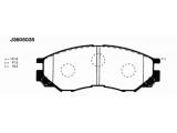 Комплект тормозных колодок, дисковый тормоз  Колодки тормозные MITSUBISHI L200/L300/SPACE GEAR 94- передние  Толщина [мм]: 16 Высота [мм]: 47,5 Длина [мм]: 137,8