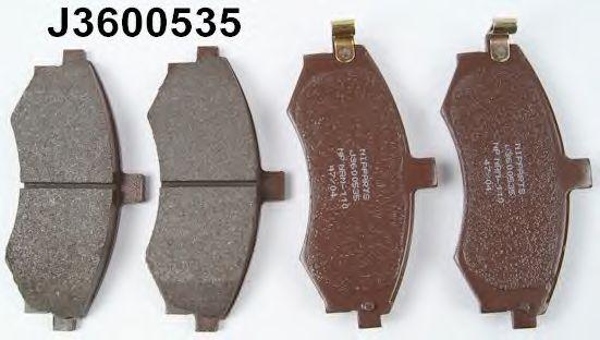 запчасти, Колодки тормозные HYUNDAI ELANTRA/MATRIX 1.5-2.0 00- передние HYUNDAI 58101-M2A02, HYUNDAI 58101-17A00, HYUNDAI 58101-2DA40