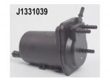 Топливный фильтр    Внешний диаметр [мм]: 76 Наружная длина [мм]: 187 Внутренний диаметр 1(мм): 8 Внутренний диаметр 2 (мм): 8